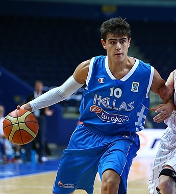 Mitsialos called at Greece U-20
