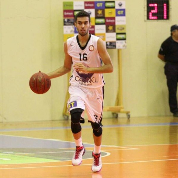 Andreas Skoufis on loan from Promitheas to Pagkrati BC