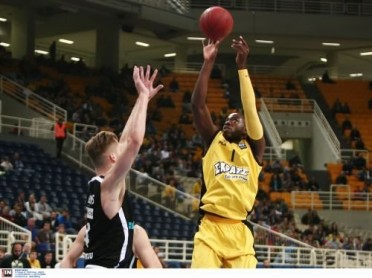 Anosike shows abnegation and helps AEK for 1st Eurocup win