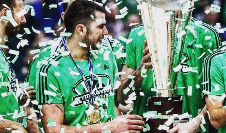 Bochoridis helps PAO win Greek Cup back to back!