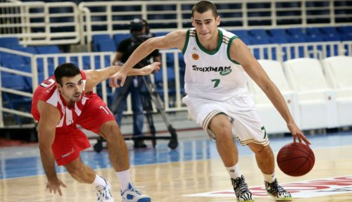 Lefteris Bochoridis declares for 2015 NBA draft