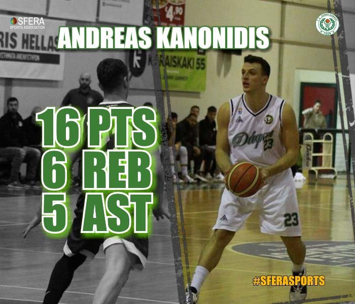 One more great game by Kanonidis!