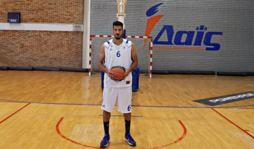 Michaloglou leads Doukas to the next round of Greek Cup