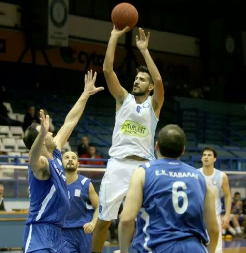 Michaloglou leads Iraklis to one more win