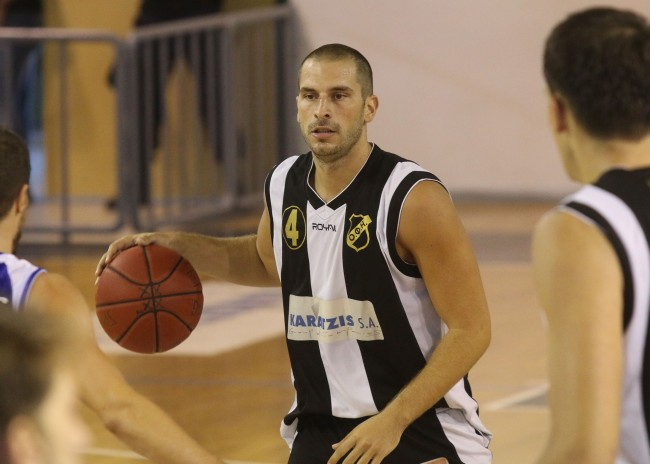 Huge game for Bochoridis against Lavrio