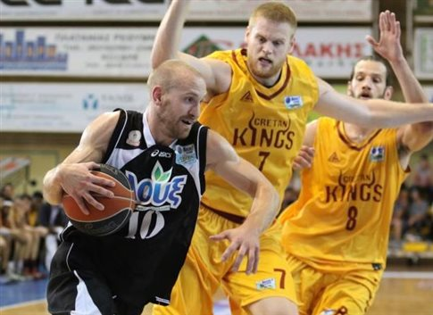 Pahlmbland signs 1-year contract with Kymi BC