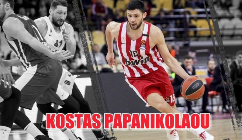 The highlights from MVP, Papanikolaou (vid)
