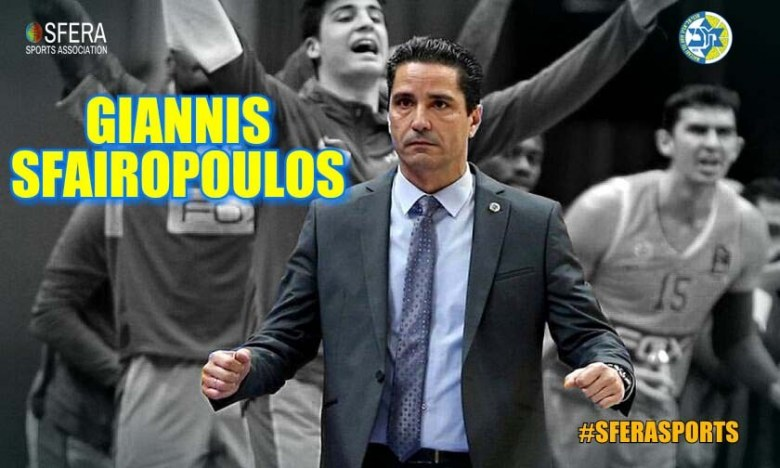 Sfairopoulos led Maccabi Tel Aviv to another big win in this season!